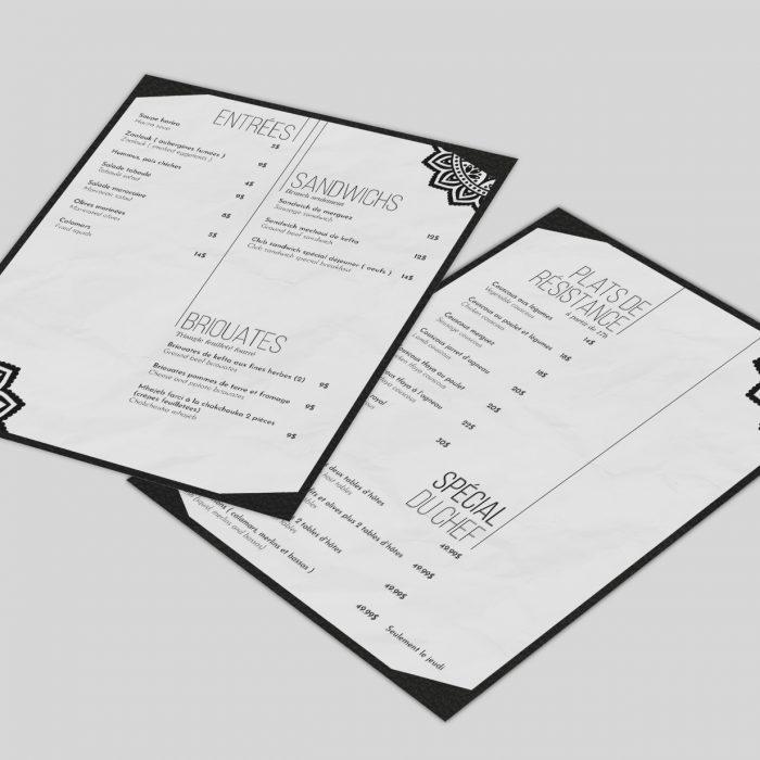 mockup-menu