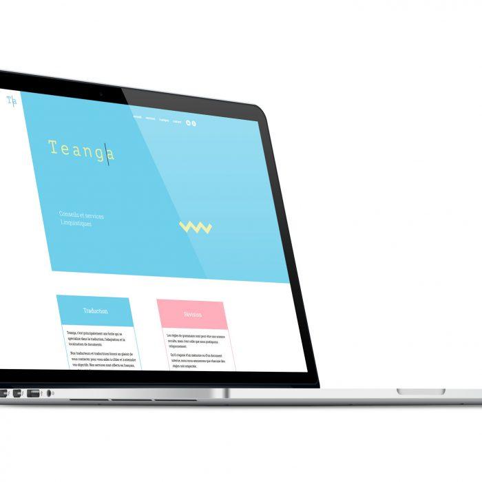 teanga-laptop